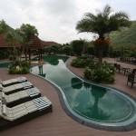 Ananta Spa Resort Pool Area