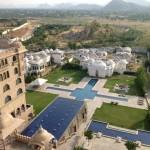 Fairmont Jaipur Aerial View