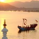 Gangaur Boat