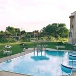 Gold Palace Pool Area