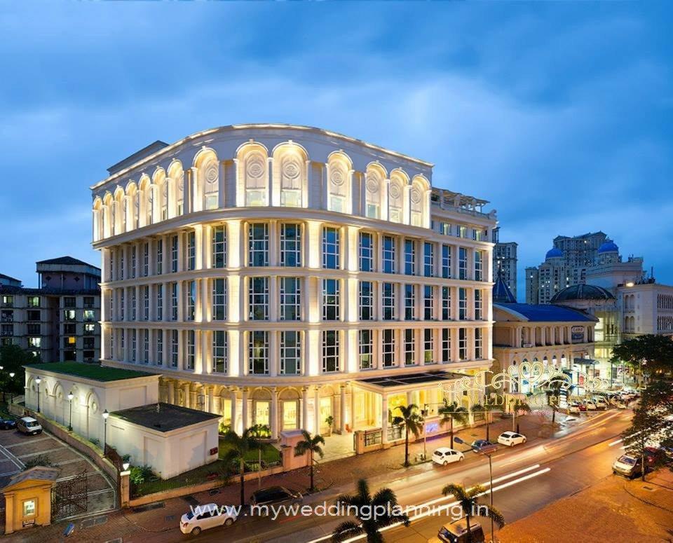 Star Hotels In Powai