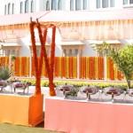 Radisson Blu Udaipur Buffet