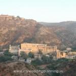 Samode Palace Overview