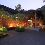 Spa Alila Entrance