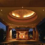 The Leela Entrance