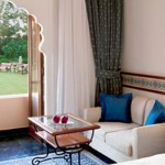 Trident Jaipur Bedroom view1