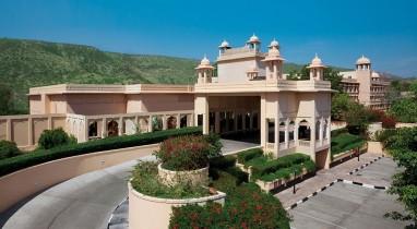 Trident Jaipur Enterance1