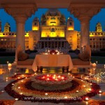 Umaid Bhawan Palace View