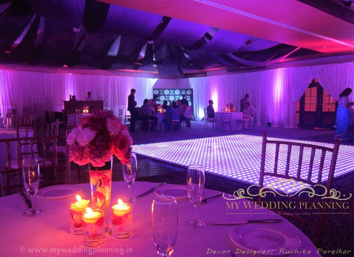 Wedding in Zuri White sand in Goa