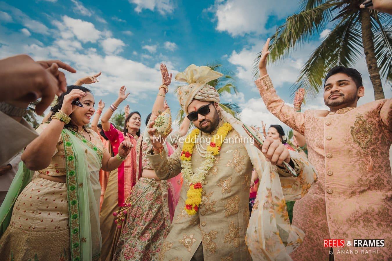 Wedding in Holiday inn GOA (74)