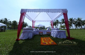 Wedding at Holiday inn Goa  8 1