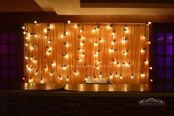 Bar decor in Goa