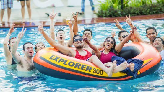 Goa Pool Party