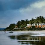 marriott resort goa exterior view