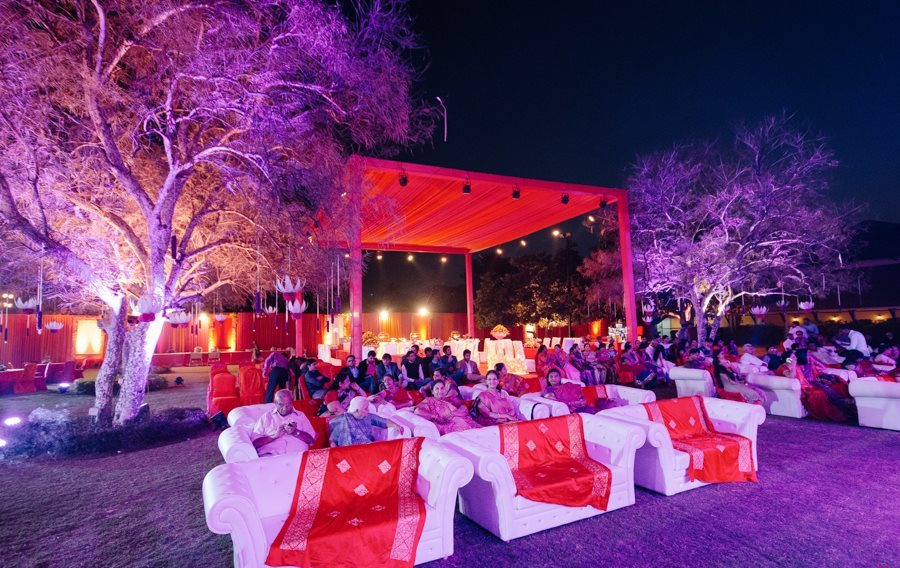 Extravagant Gujurati Wedding at Madhuban Resort, Anand - My Wedding ...