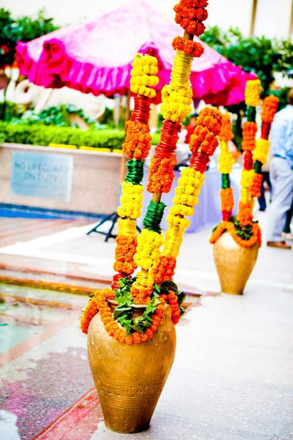 Colorful Royal Indian Wedding My Wedding Planning